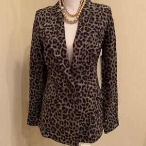 CAbi Jungle Jacket Color Puma Size 4 NWT